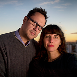 Goretti Irisarri & Jose Gil Romero
